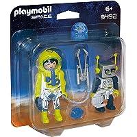 Playmobil - Astronaut and Robot - 9492
