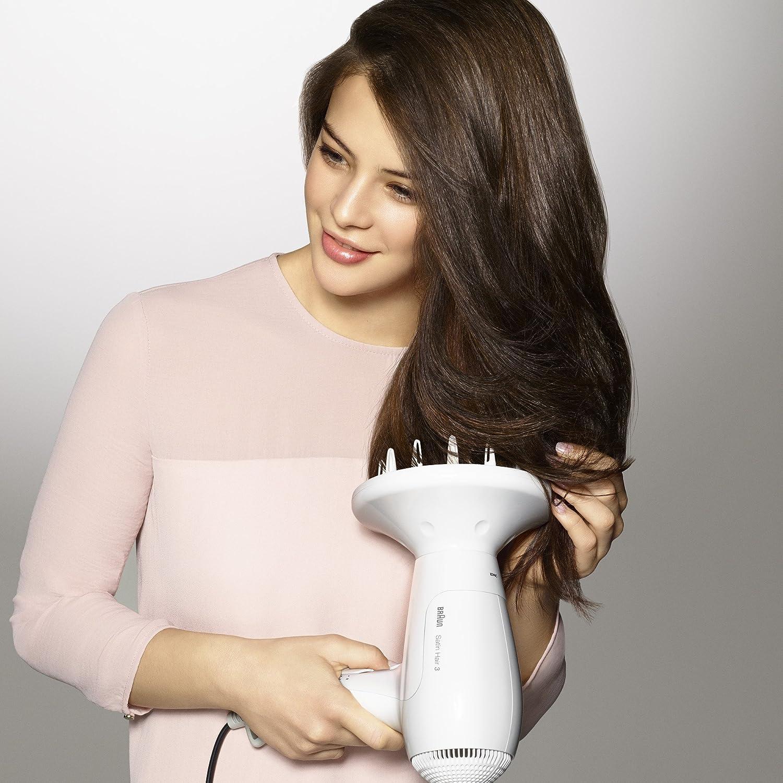 Braun HD385 - Satin hair 3 power perfection secador de pelo con iontec y  difusor c84f05be95cc