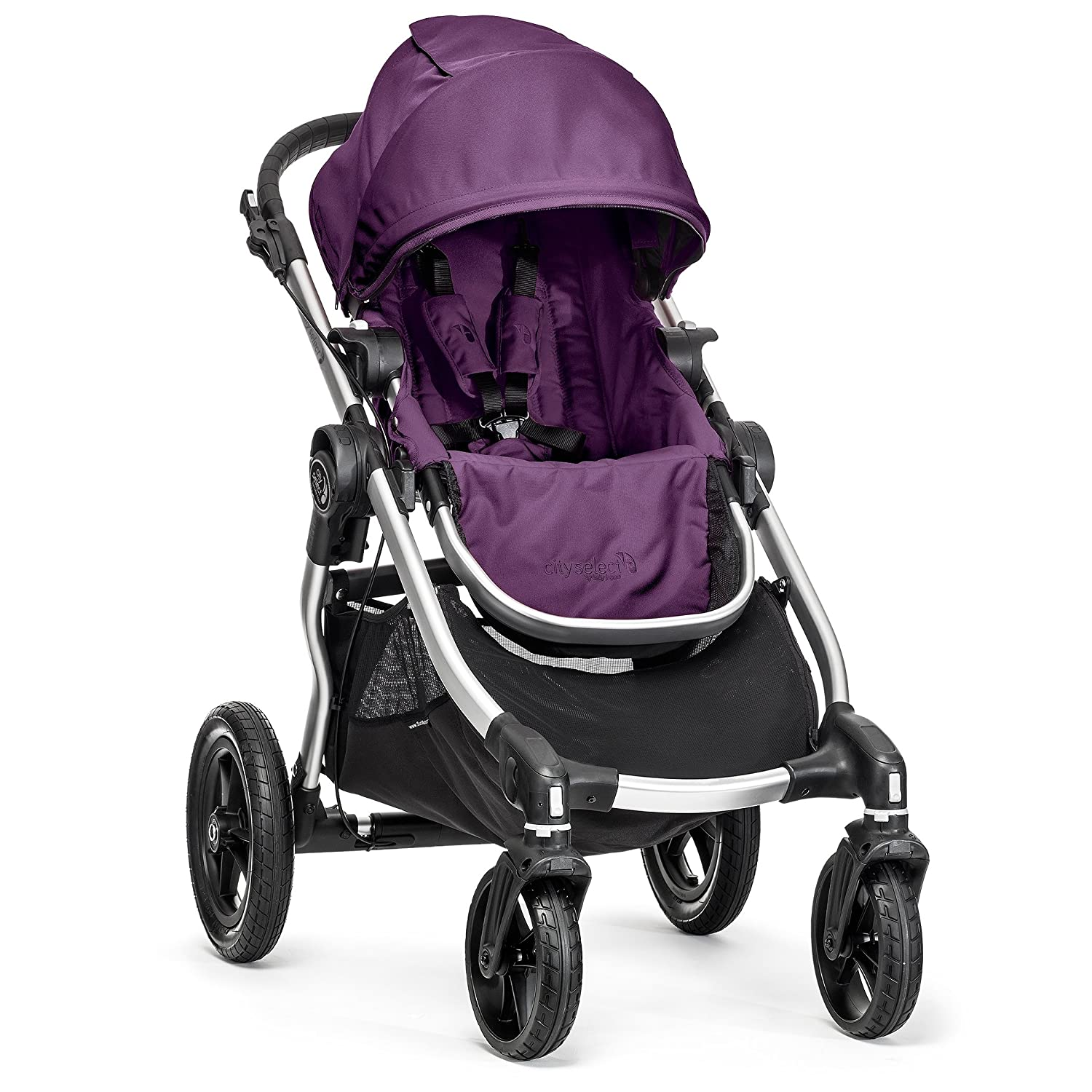 Baby Jogger City Select Stroller In Amethyst