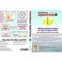 Embrilliance AlphaTricks Embroidery Software for Mac & PC