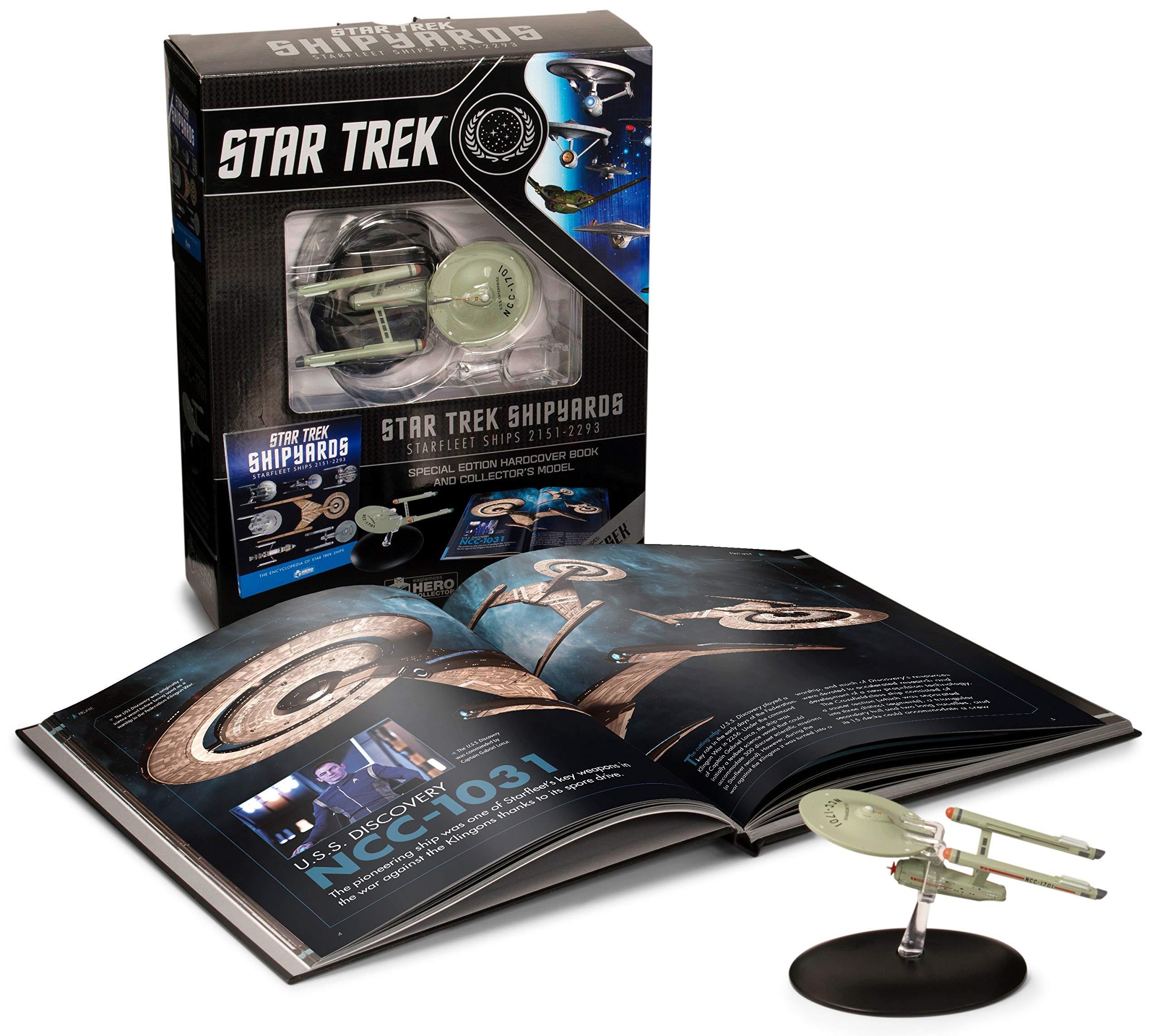 Amazon com: Star Trek Shipyards Star Trek Starships: 2151