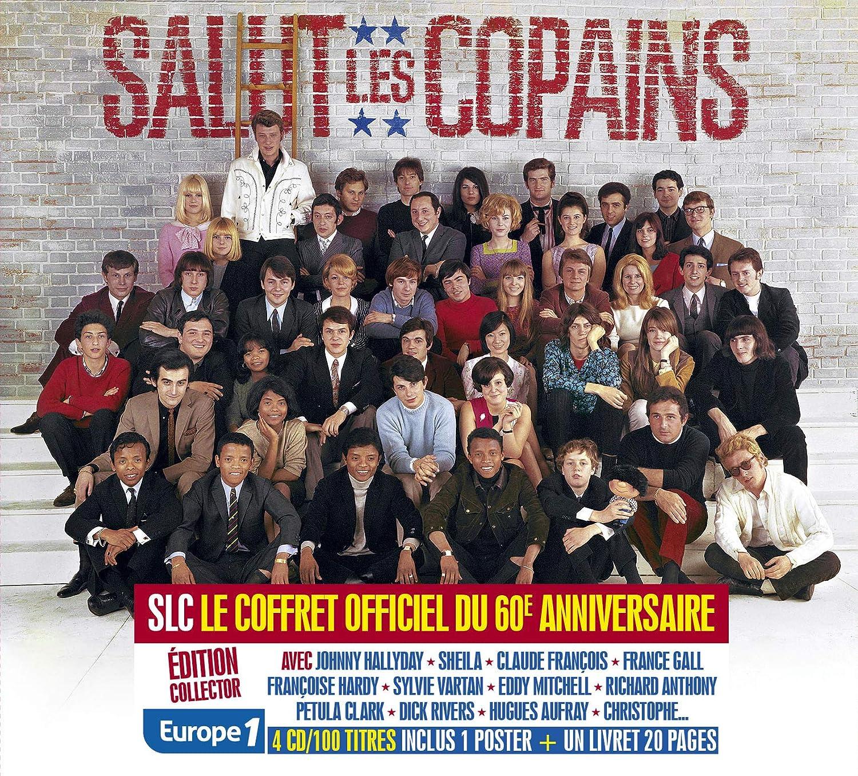 Salut les copains 60e Anniversaire 4 cd ou 2 vinyles 91gwPUZOslL._SL1500_