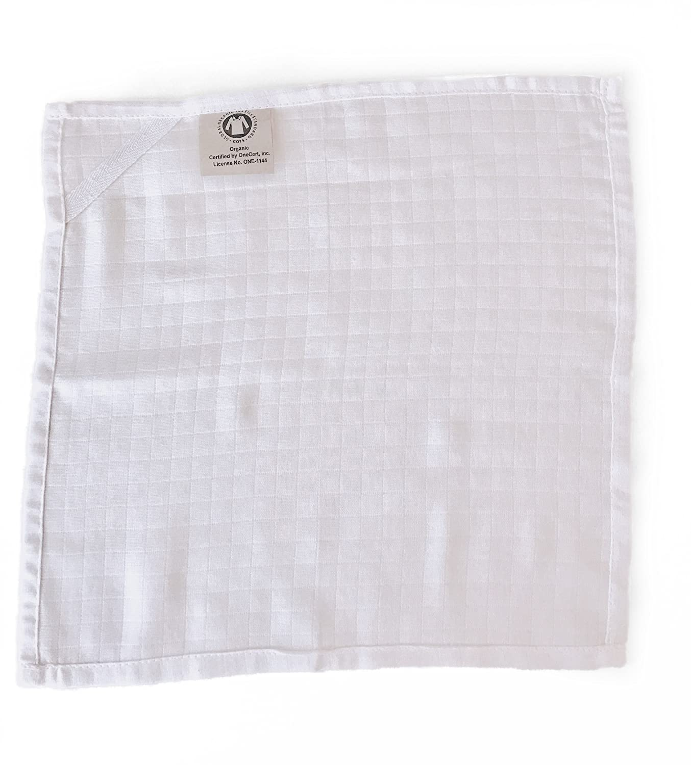 Love Hyggie Organic Muslin Face Cloth
