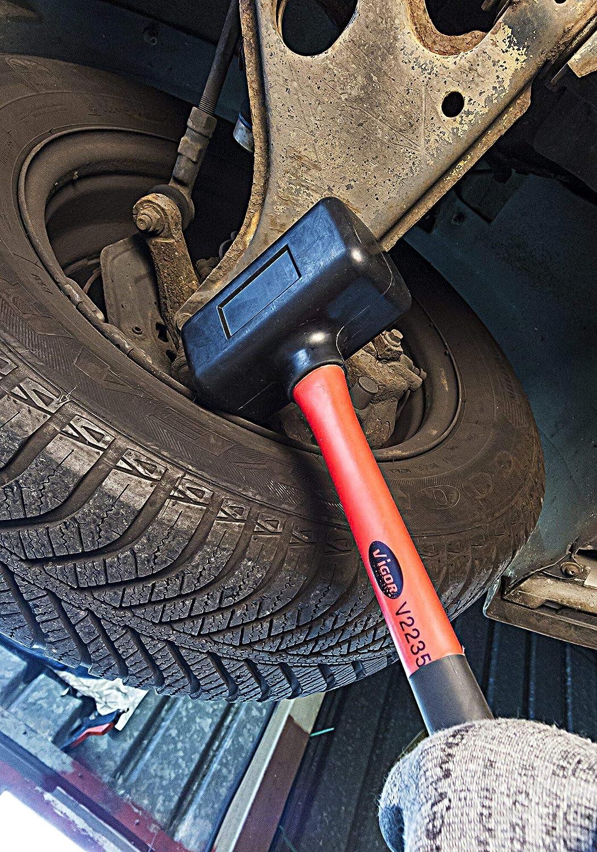 2.5 kg Vigor V2235 Rubber Hammer