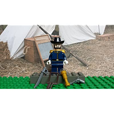 LEGO Civil War Union General Ulysses S. Grant.: Toys & Games