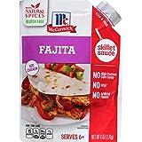 McCormick Gluten Free Fajita Skillet Sauce, 6 Ounce (Pack of 6)