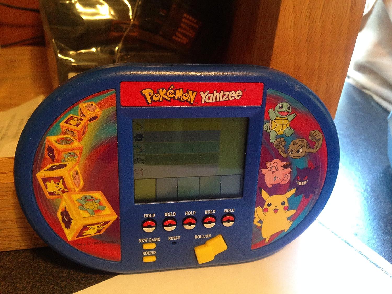 全国総量無料で Pokemon Yahtzee Electronic Handheld Game B0031YT90E, 仲南町 3a45c6a6