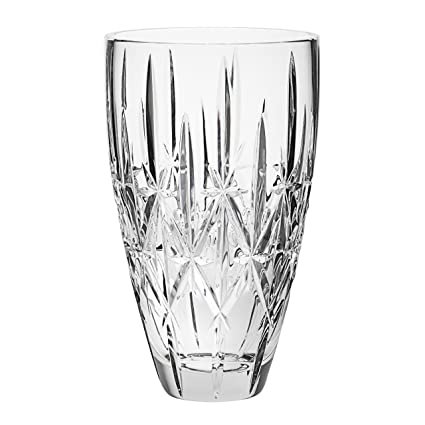 Amazon Marquis By Waterford Sparkle Vase 9 Home Kitchen