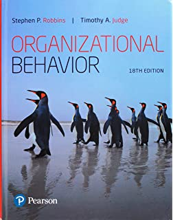 Amazon organizational behavior 17th edition standalone book stephen p robbins loose leaf 18233 organizational behavior plus mylab management with pearson etext access card package 18th edition fandeluxe Images