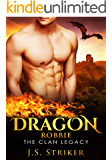 Dragon (The Clan Legacy Book 1)