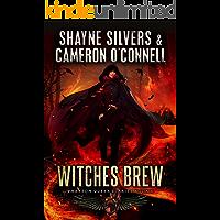 Witches Brew: Phantom Queen Book 6 - A Temple Verse Series (The Phantom Queen Diaries)