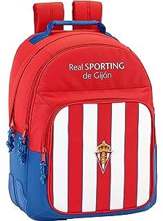 Safta Mochila Escolar Infantil Animada Real Sporting De ...