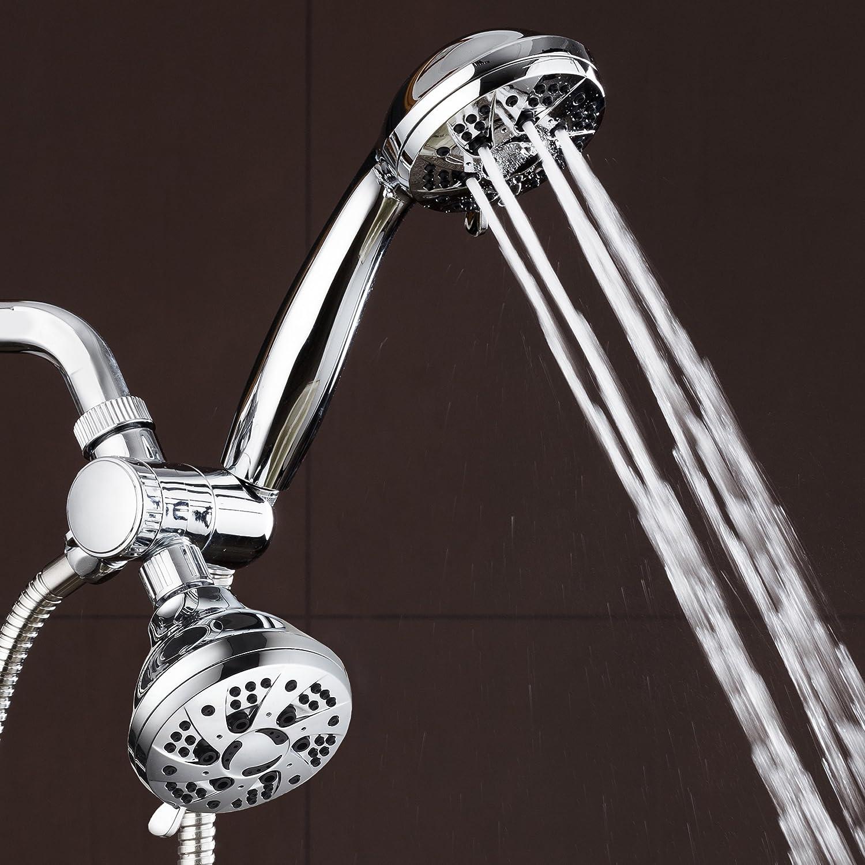 Amazon.com: AquaDance Alcachofa de ducha de alta presión de ...