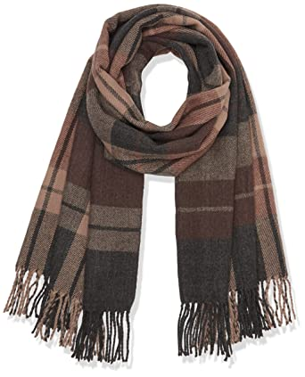 Womens Onlallie Weaved Check Acc Noos Scarf Only GzT96