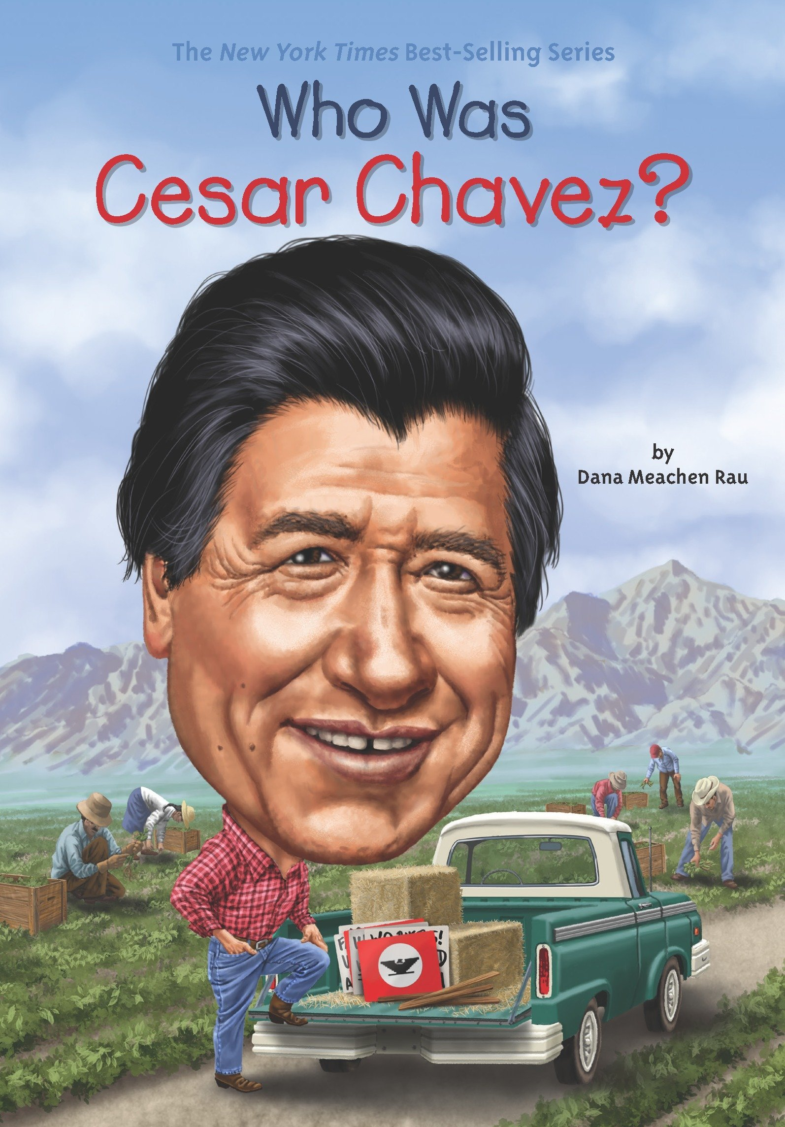 Who Was Cesar Chavez? pdf epub
