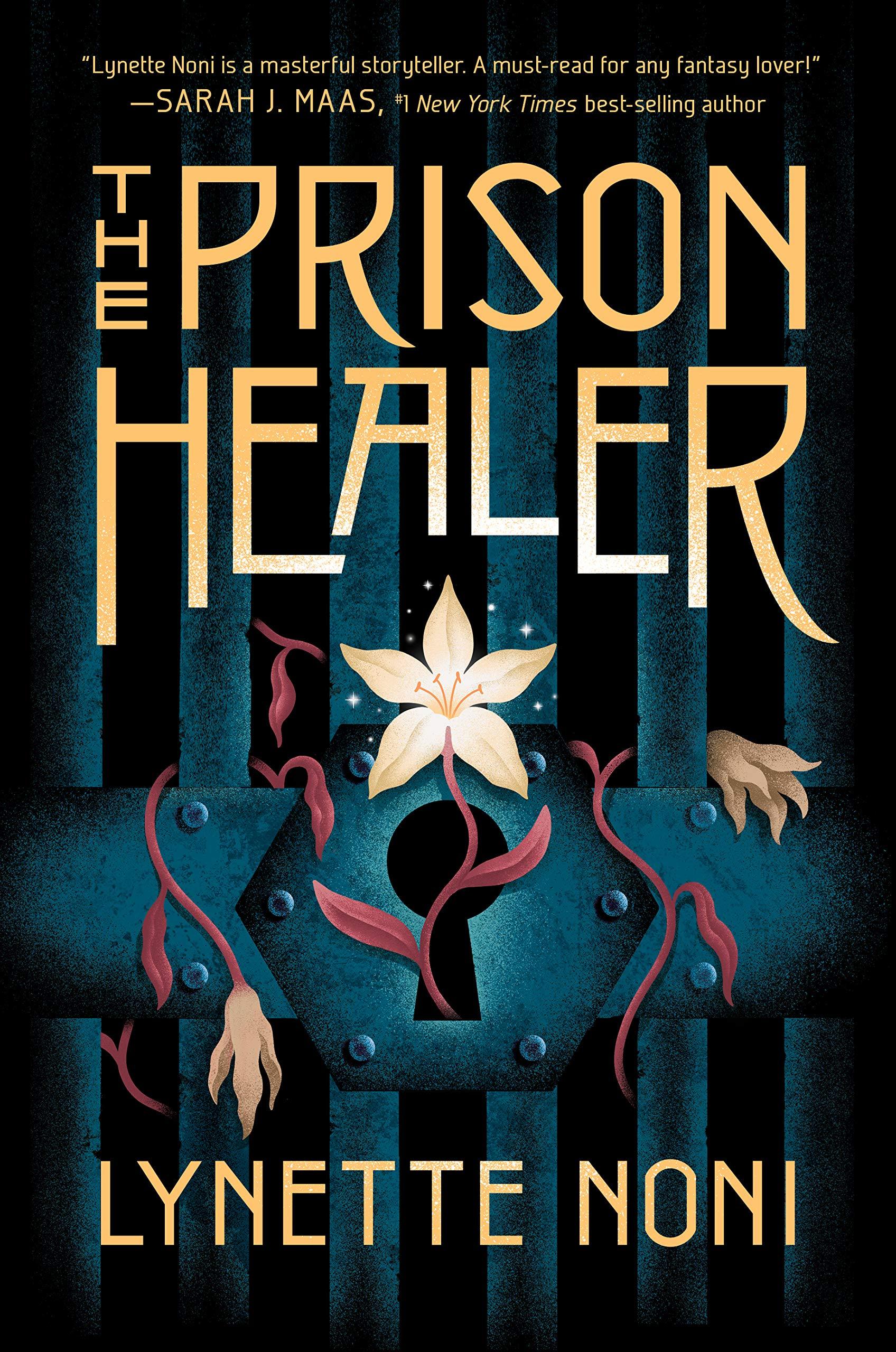 Amazon.com: The Prison Healer (9780358434559): Noni, Lynette: Books