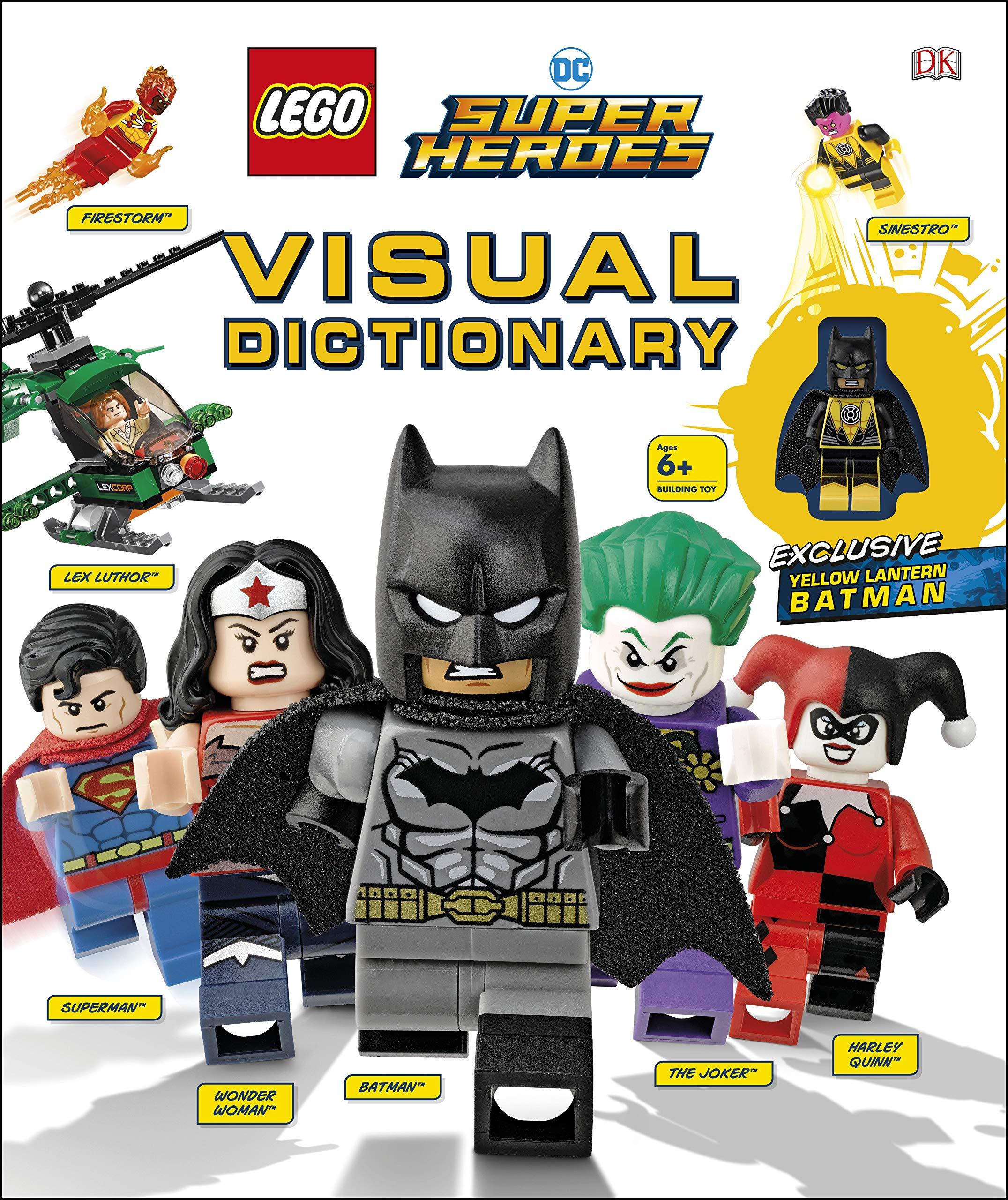 LEGO DC Super Heroes Visual Dictionary ebook