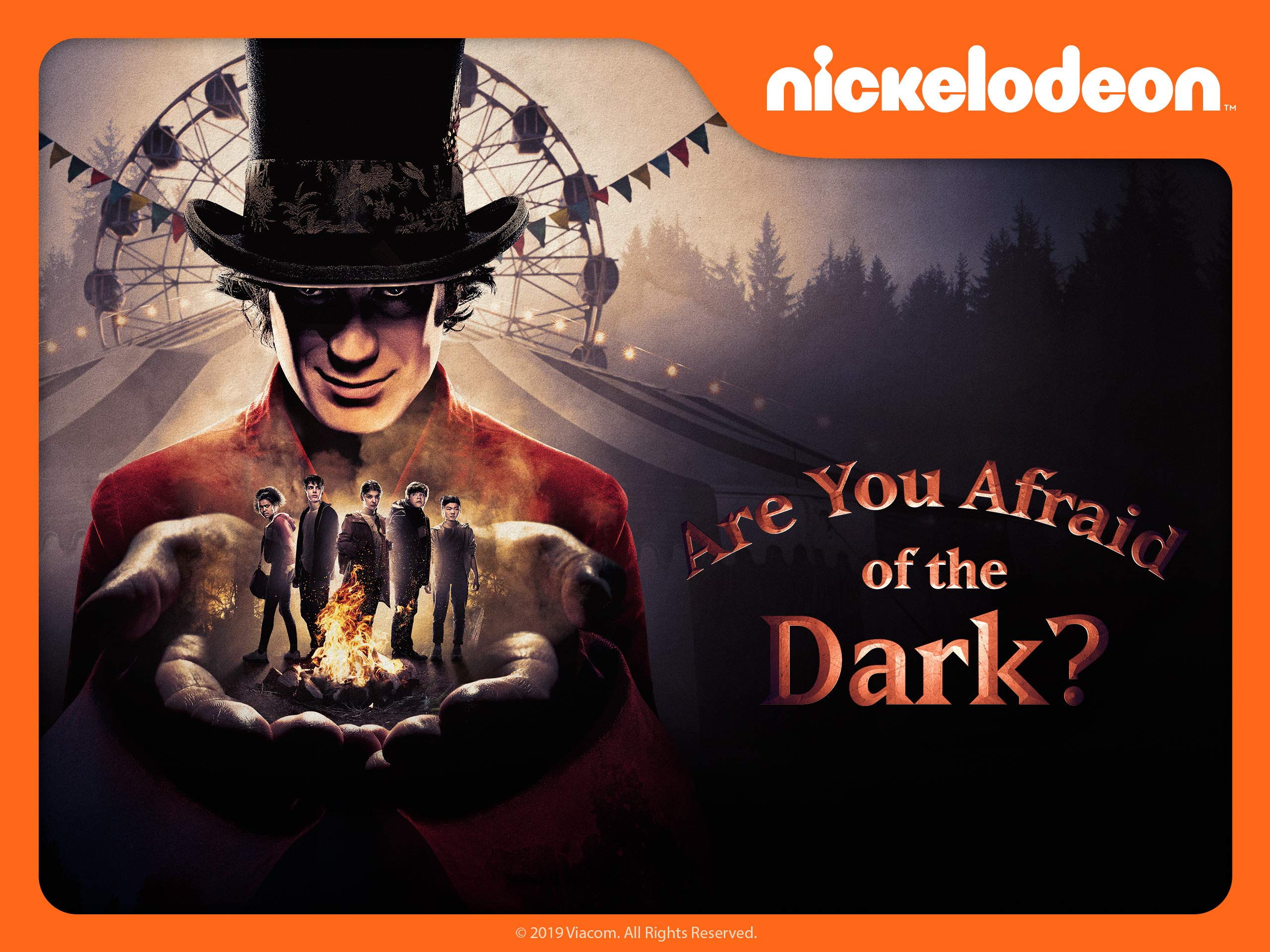 Are you afraid of the dark?: Scariest of all the Children's Franchises