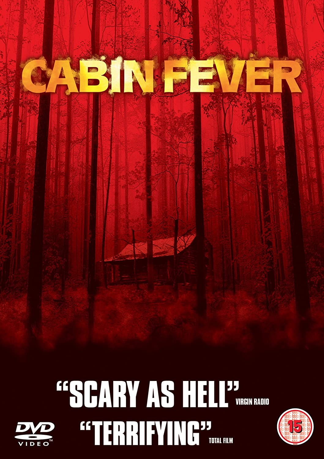 Halloween Of Horror Review Cabin Fever 2002 Kevinfoyle