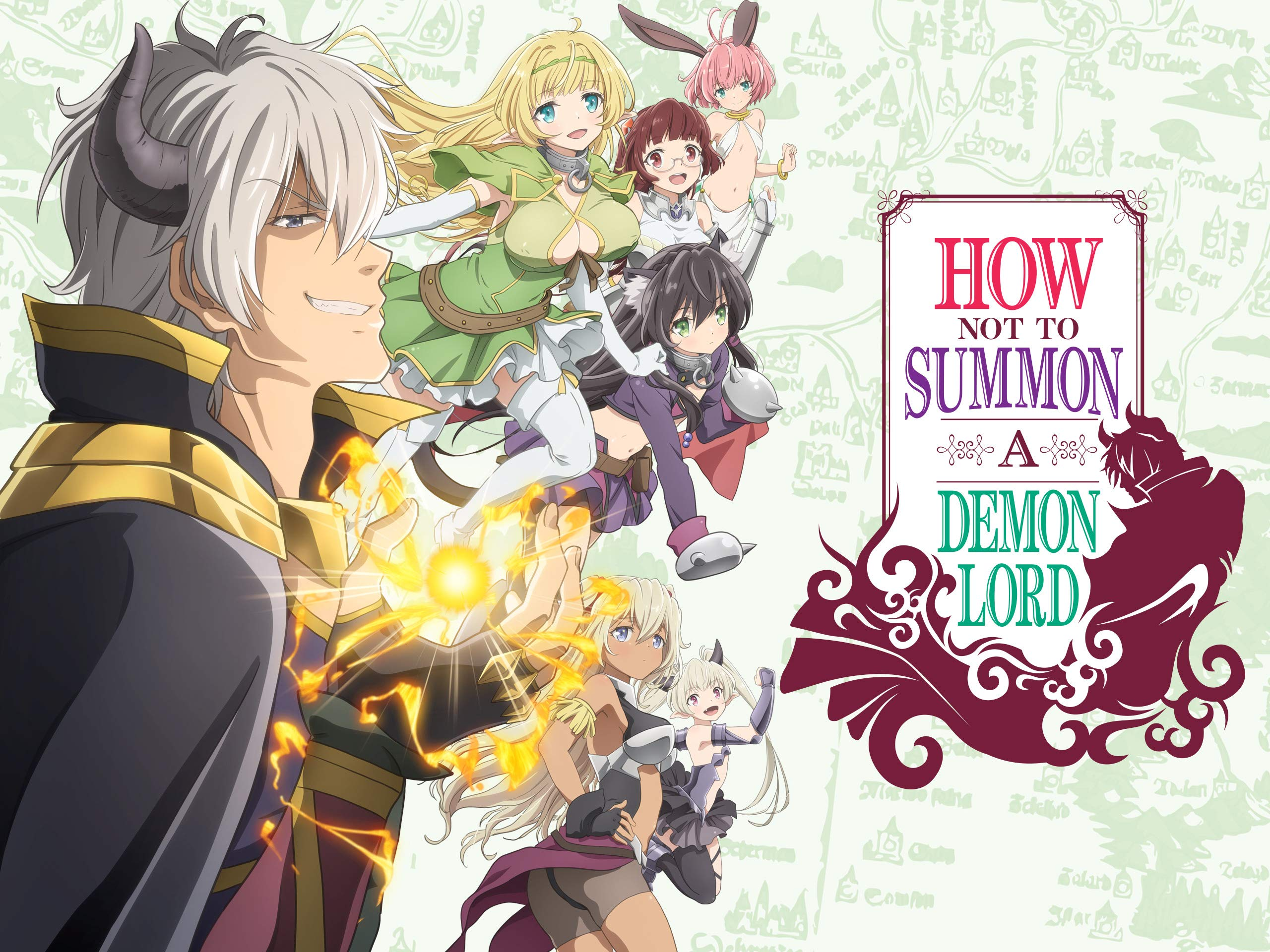 Watch How Not To Summon A Demon Lord Original Japanese Version
