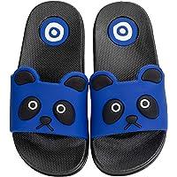Niño Niña Slide Sandalias y chanclas Zapatos de Playa y Piscina Unisex Niños Zapatillas Baño de Estar por Casa Verano