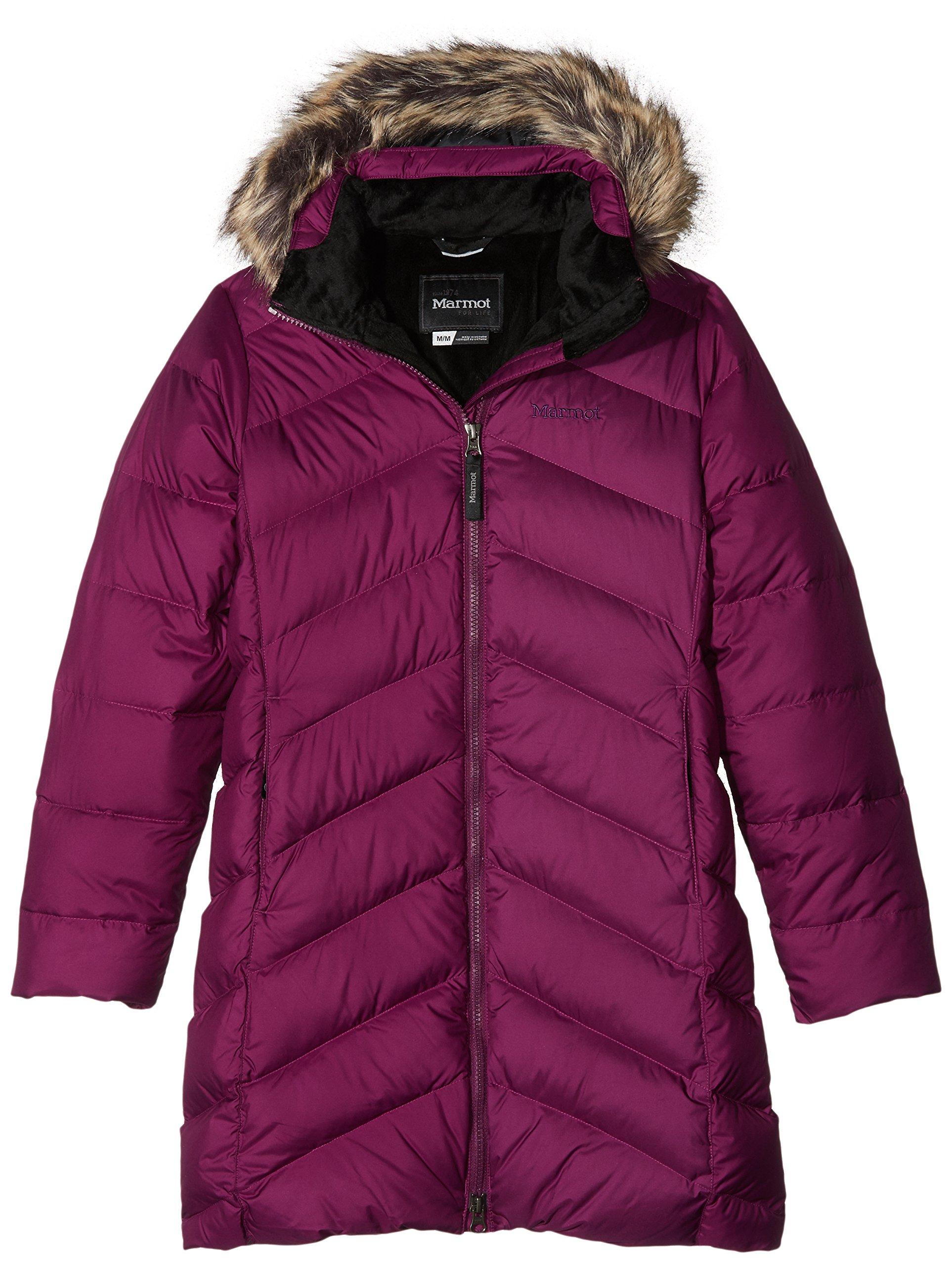 Marmot Kids Girl's Girls' Montreaux Coat (Little Kids/Big Kids) Deep Plum Large