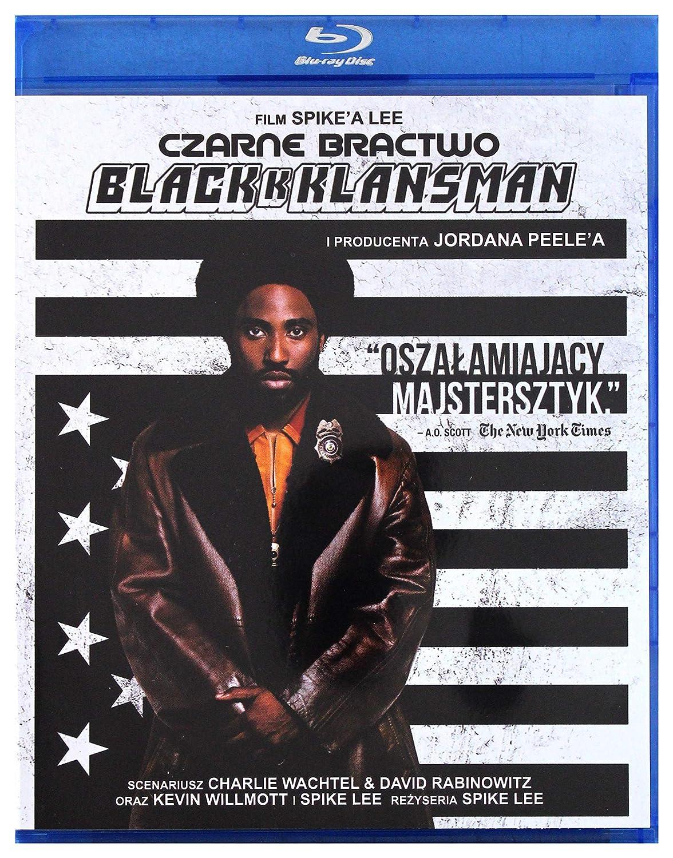 BlacKkKlansman Blu-Ray Region Free IMPORT No hay versión ...