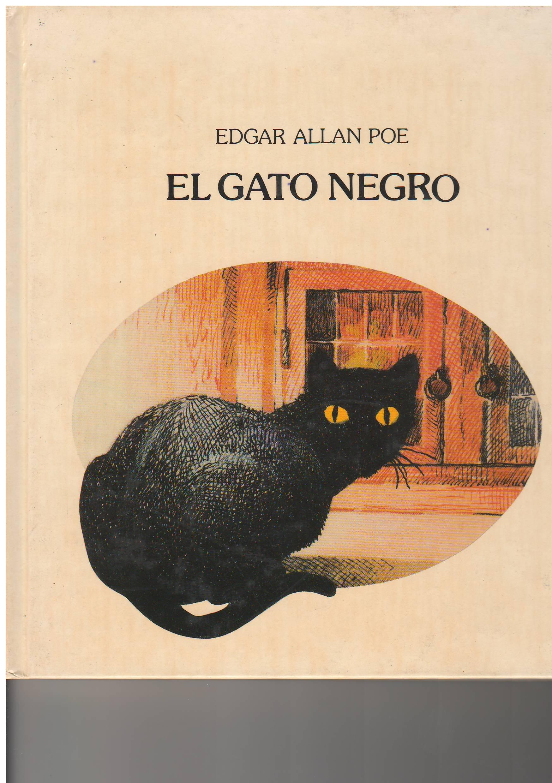 Gato Negro, El (Spanish Edition): Edgar Allan Poe ...