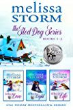 The Sled Dog Series, Books 1-3