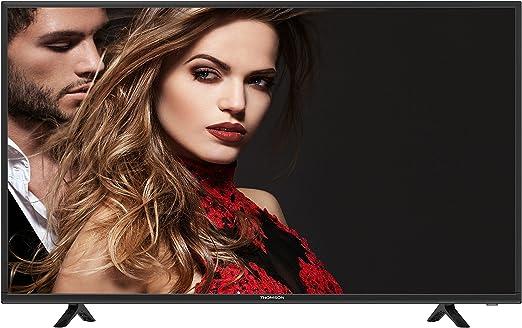 Thomson 40FB5406 - Televisor de 102 cm (40 Pulgadas) (resolución Full HD, Triple sintonizador DVB-T2 HEVC H.265 y Smart TV): Amazon.es: Electrónica