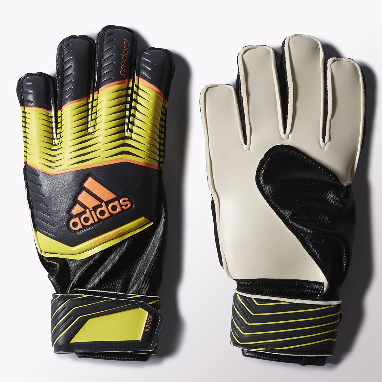 Adidas Gants De Gardien De But Junior Prédateur ezuuL4v