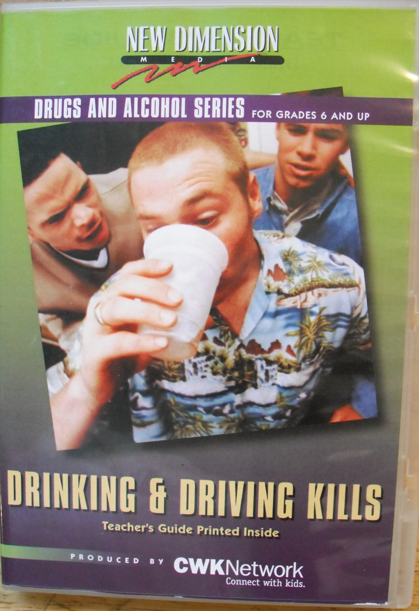 Drinking & Driving Kills by New Dimension Media