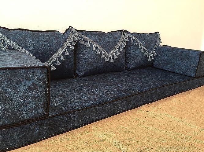 Fine Amazon Com Arabic Floor Seating Arabic Sofa Arabic Couch Machost Co Dining Chair Design Ideas Machostcouk