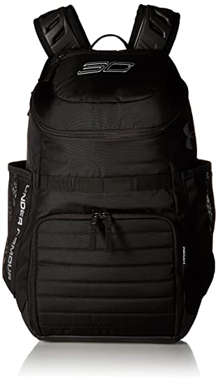 a4d401ef1 Amazon.com: Under Armour SC30 Undeniable Backpack,Black (001)/Silver ...