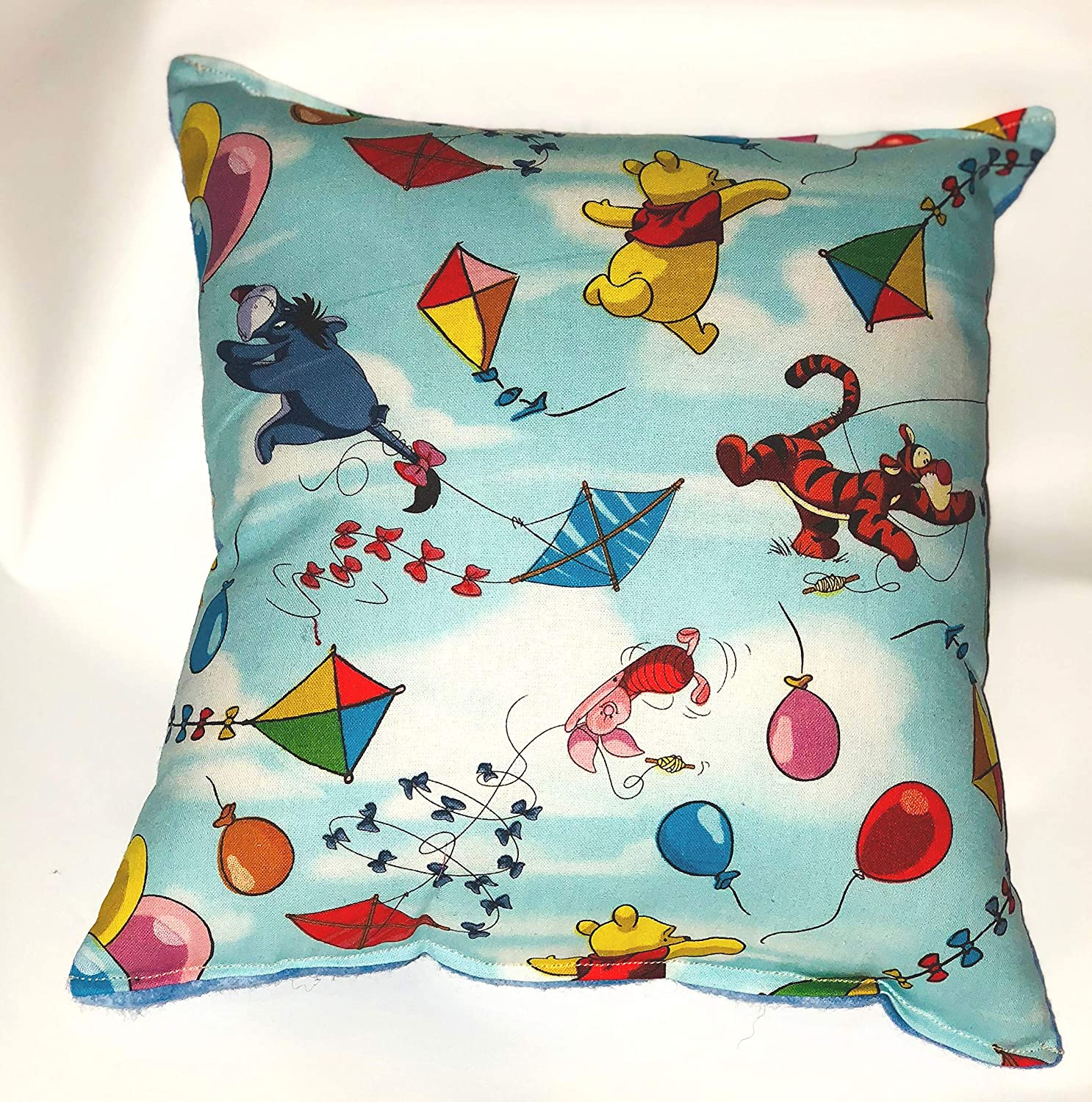"Christopher Robins Pillow Winnie The Pooh PillowHANDMADE Pillow Made in USA Pillow is approx 10"" X 11"