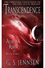 Transcendence: Aurora Rising Book Three (Aurora Rhapsody 3) Kindle Edition