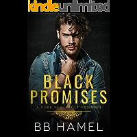 Black Promises: A Dark New Adult Romance (Blackwoods College Book 1)