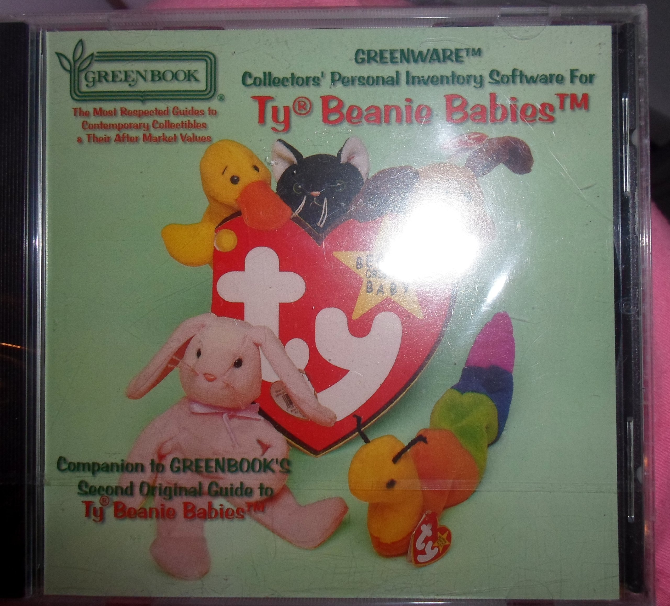 Inventory Software for Ty Beanie Babies (Oo)