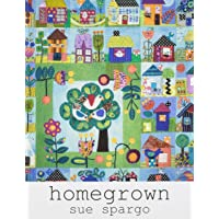 Sue Spargo Folk-Art Quilts Homegrown Books, None