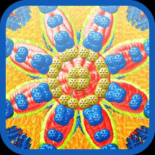 Mandala Painter: Draw & Doodle Beautiful Kaleidoscope and Mandalas on Your Mobile Devices (Kaleidoscope Software)
