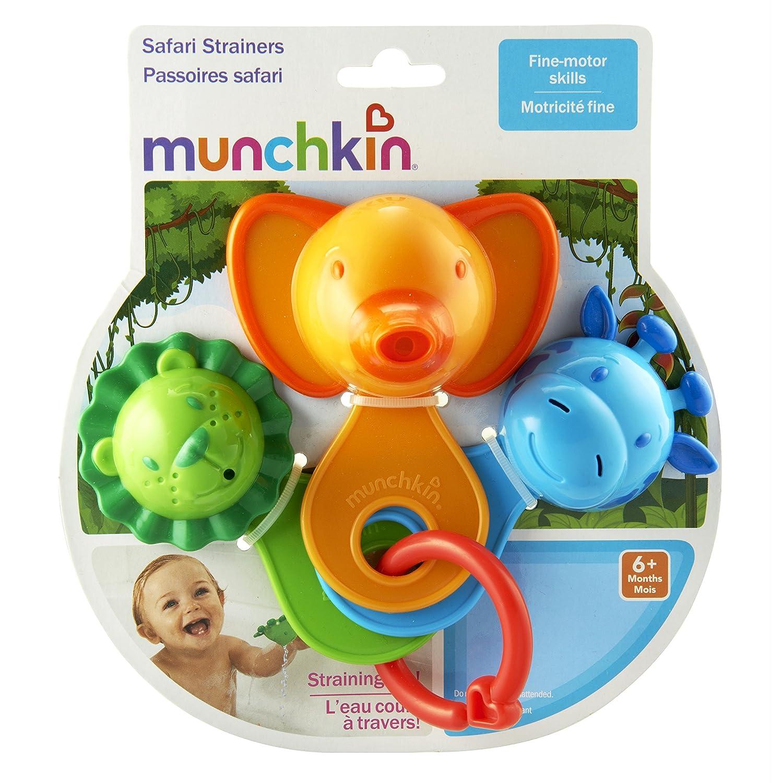 Amazon Munchkin Bath Toy Safari Strainers Baby