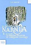 CHRONIQUES DE NARNIA T02 (LES) : LE LION LA SORCIÈRE BLANCHE ET L'ARMOIRE MAGIQUE N.P.