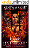 Fire Baptized  (Interracial Paranormal Romance) (Santeria Habitat Series Book 1)
