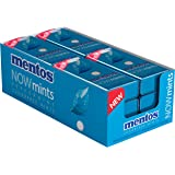 Mentos Now Mints, Peppermint, 12 Count