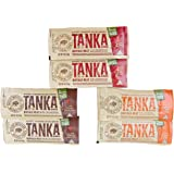 Tanka Natural Buffalo Bar Variety Pack 1 oz Pack of 6
