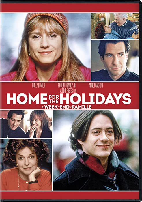 Top 6 Dvd Home For The Holidays