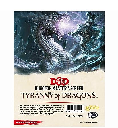 graphic regarding Printable Dm Screen 5e Pdf identify Dungeons Dragons - \