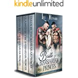 Bride of the Barbarian Princes: Skatha Chronicles Boxed Set