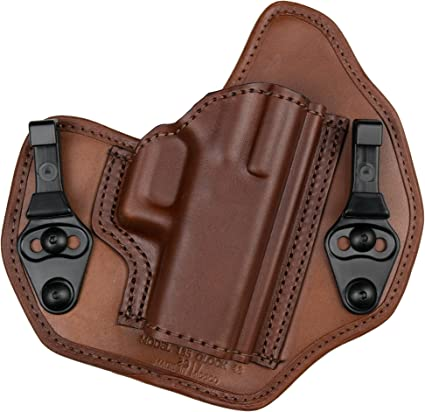 Bianchi 135 Inside the Waistband Suppression Holster Smith /& Wesson M/&P Shield