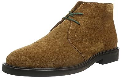 GANT Footwear Herren Spencer Desert Boots, Braun (Cognac G45